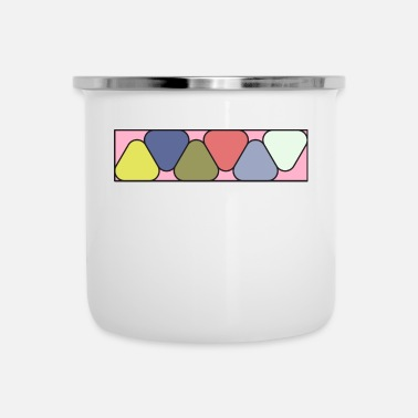 Color Colorful - Camper Mug