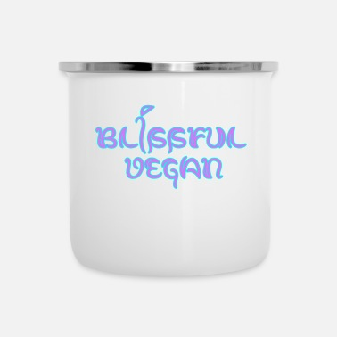 Bliss blissful vegan - Camper Mug