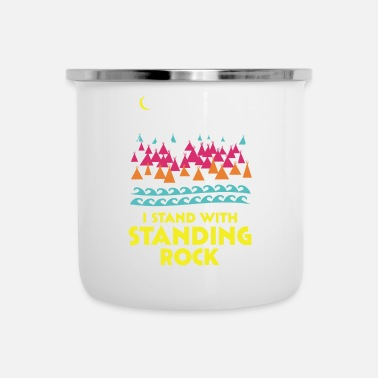 Stand Stand With Standing Rock Shirt - Camper Mug