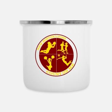 Count Royal Count on Me Gold - Camper Mug