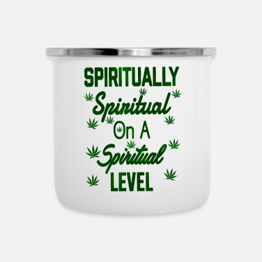 Spiritual Spiritually Spiritual on a Spiritual Level - Camper Mug