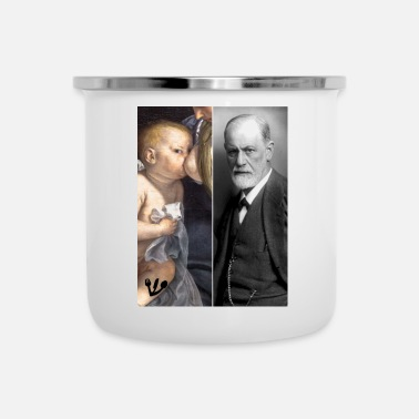 Breastfeeding Breastfeeding Oedipus - Camper Mug