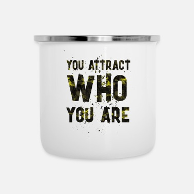 Attractive You attract - Camper Mug