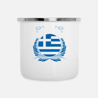 Greece This Is Greece - Camper Mug