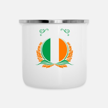 Ireland This Is Ireland - Camper Mug