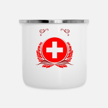 Switzerland This Is Switzerland - Camper Mug