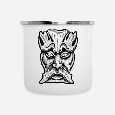 Creature Mythological Creature - Enamel Mug