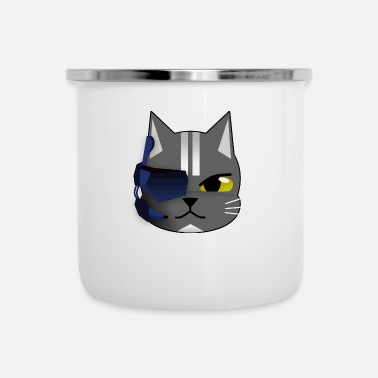 Spy Spy Cat - Camper Mug