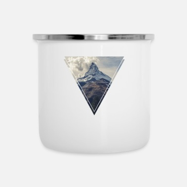 Mountains Mountain - Camper Mug