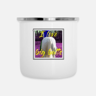 Foal big butts - Camper Mug