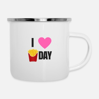 I Heart I Heart Friday - Camper Mug