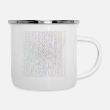 Strip strip - Enamel Mug