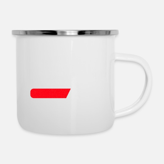 College Mugs & Drinkware - Doctor Loading Student Funny Gift Idea - Enamel Mug white