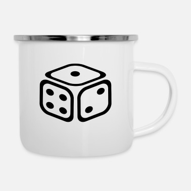 Playing playing - Enamel Mug