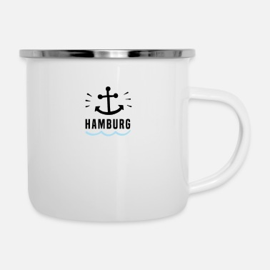 Captain Hamburg - Enamel Mug