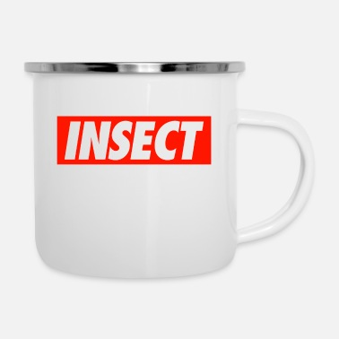 Insect INSECT - Enamel Mug