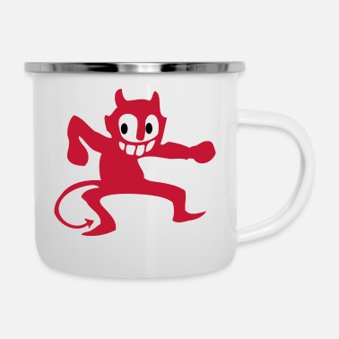 Devil Male devil - Camper Mug