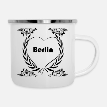 I Love Berlin I love Berlin, City - Camper Mug