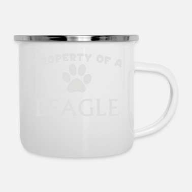 Dog Breed Dog Breed - Enamel Mug