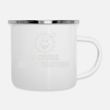 Weather Weather - Enamel Mug