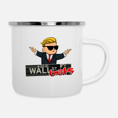 Wall walls - Camper Mug