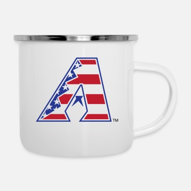 Photo Montage Arizona Diamondbacks Photo America United States - Enamel Mug