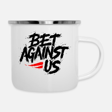 Against against - Enamel Mug