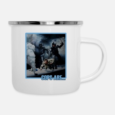 Cop Cops are... - Camper Mug