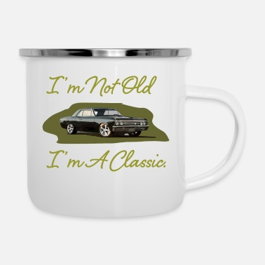 Old Not Old - Camper Mug