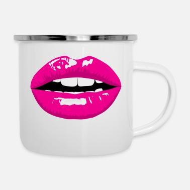Mouth mouth - Camper Mug