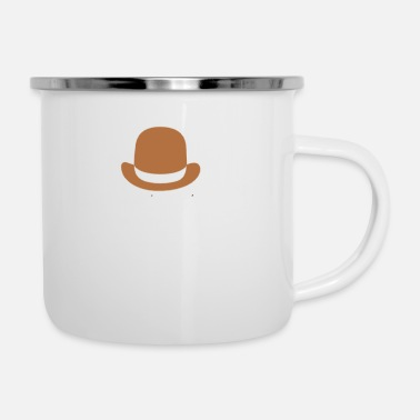 Cotton william james del padre tee - Enamel Mug