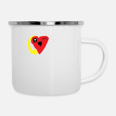 Heat love heat - Camper Mug