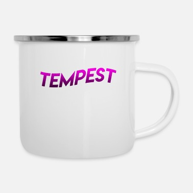Tempest FIRE TEMPEST MERCH! - Enamel Mug