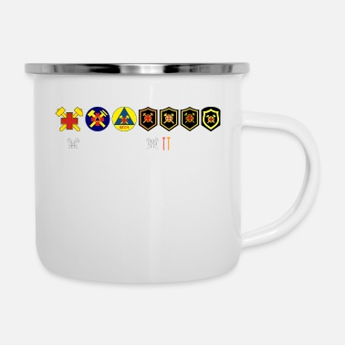 Russian Mine Rescue - Enamel Mug