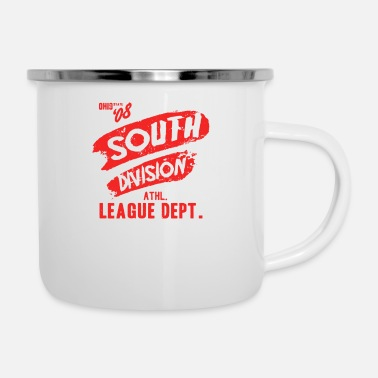 South south division - Enamel Mug