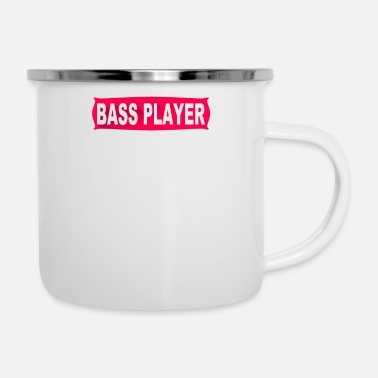 Bass Player Bass Player - Camper Mug