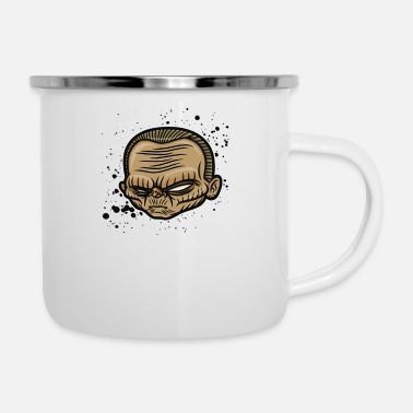 Mummy The Mummy - Enamel Mug