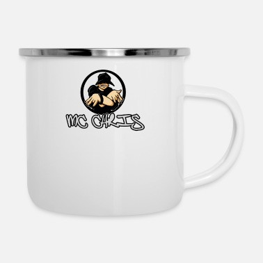 Mc mc chris - Enamel Mug