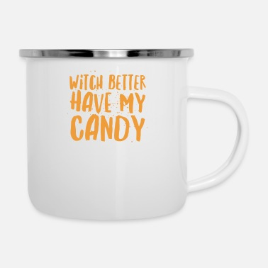 Witch Witch - Camper Mug