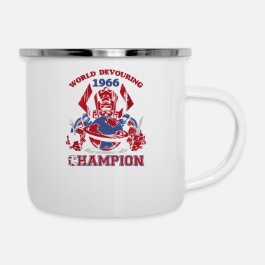 World Champion World Devouring Champion - Enamel Mug
