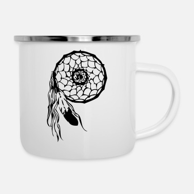 Dream Catcher dream catcher - Enamel Mug