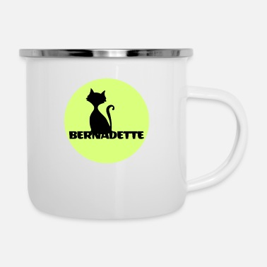 First Name Bernadette name first name - Camper Mug