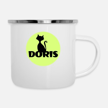 First Name Doris first name - Camper Mug