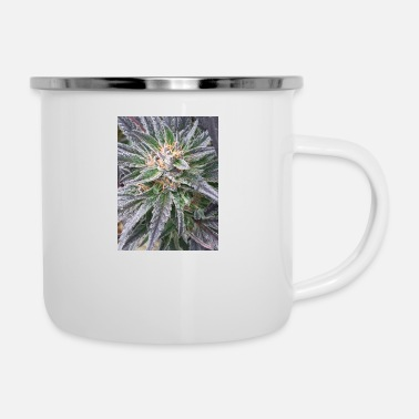 Greenhouse Purple Greenhouse 2016 - Enamel Mug