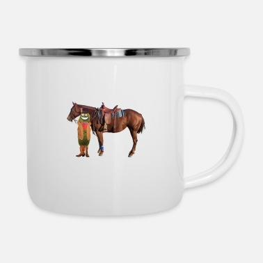 Western Riding Western Pickle - Camper Mug