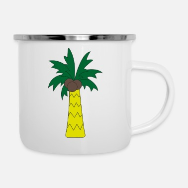 Palm Trees Palm tree - Camper Mug