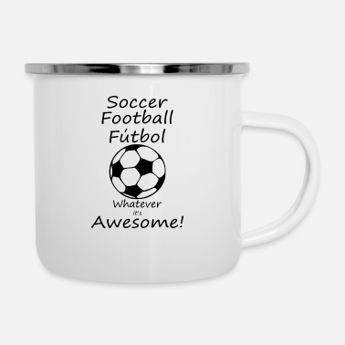Awesome awesome - Enamel Mug