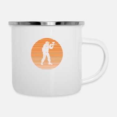 Paintmarker Paintball - Enamel Mug