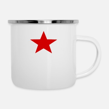 Red Star Red Star Army - Camper Mug