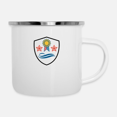 Shield Shield - Camper Mug
